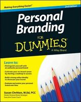 Personal Branding for Dummies, Paperback by Chritton, Susan, ISBN 1118915550,...