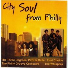 City Soul From Philly - Various Artists (CD 1997)
