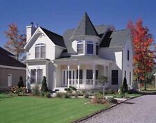 Einfamilienhaus mit Türmchen - kanadisch/amerik. Holz-Haus, ab 190 m² - Neubau