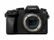 Panasonic Lumix DMC-G7 Mirrorless Micro Four Thirds Digital Camera (Black Body O