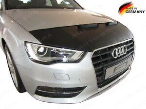 CAR HOOD BONNET BRA Audi A3 S3 Typ 8V 2012-2020 FRONT END NOSE MASK BRA DE CAPOT