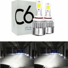 Fog Lights Kit For Ford F150 1999 - 2019 Super Bright 6000K LED Bulbs H10 9145
