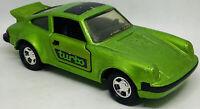 Matchbox Super Kings Vintage 1979 Porche 930 Turbo K-70 Green Sports Car Diecast