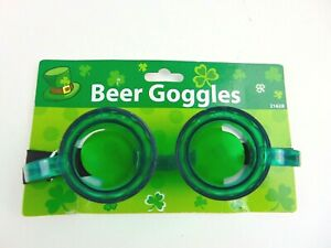St Patricks Day Beer Goggles By Chef Craft 21628 new