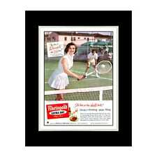 1958 Madelyn Darrow for Rheingold Beer - Matted for 11x14 Frame