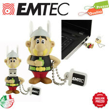 Emtec Pen Drive 4gb 2.0 As100 AS Asterix B0181169