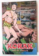 Korak Son of Tarzan Vol. 1 Hardcover NEW Dark Horse Graphic Novel Comic Book