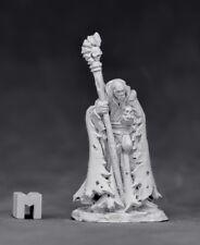 Phineas Greybone Necromancer Reaper Miniatures Dark Heaven Legends Mage Caster