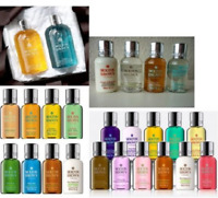 Molton Brown Ladies Set Bath Showers Gel Set 5 x 30 ml Gift Set Brand New