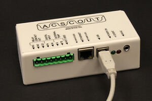 ACScout Net_BB Power Quality Analyzer - with network connection