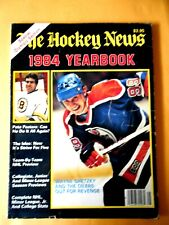 The Hockey News 1984 Yearbook Wayne Gretzky (No Label)
