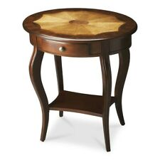 Butler Jeanette Plantation Cherry Oval Accent Table, Plantation Cherry - 532024