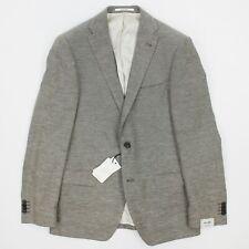 Van Gils - Beige Linen Blend Ellis Blazer - 48/UK38 - RRP £199