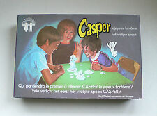 Vintage Action Game CASPER THE FRIENDLY GHOST Light Up Game MIB 1960's