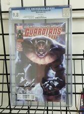 Marvel Comics Guardians of the Galaxy #25 1st Printing CGC 9.8 NM / MT Thanos
