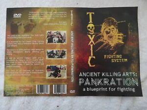 Carl Coopers TOXIC Fighting System PANKRATION Self Defence Krav Maga MMA DVD