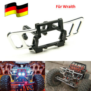 DE Front Bumper Bull Bar Vordere Stoßstange für Axial Wraith 1:10 RC Crawler