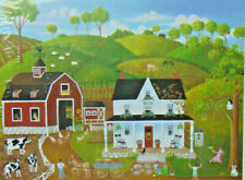 .PUZZLE.....JIGSAW.....LEO...Summer At The Farm...500pc.....Sealed.