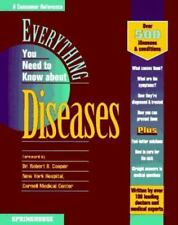 Everything You Need to Know about Diseases by Springhouse Publishing Company...