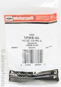 1 pcs New Ford Motorcraft TPMS Tire Pressure Monitor Sensor TPMS42 HC3Z-1A189-A