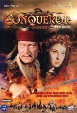 The Conqueror (1956) New Sealed DVD John Wayne