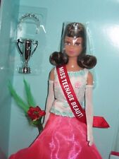 NEW Barbie 2016 BFC Miss Teenage Beauty FRANCIE 50th ANNIVERSARY Repro Doll NRFB