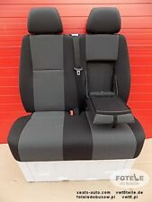 Seat VW Crafter new model AUSTIN double bench passenger seat