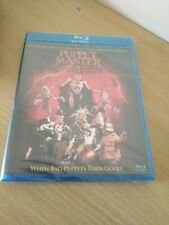 Puppet Master 4 Blu Ray US Import Region A BRAND NEW & SEALED
