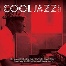 Cool Jazz (Vol 3) CD Pearl Bailey, Nat King Cole, Doris Day Gift Idea - UK NEW