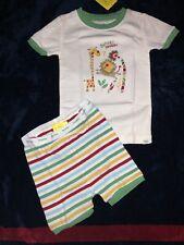 NWT Baby Gap Boys Safari Friends 2pc Pajamas 18-24 Months SELlING TONS!!!