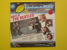 Birth Of The Beatles Import Pressing with Insert NM LP
