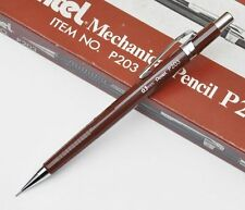 PENTEL P203 0.3MM OLD TYPE DRAFTING MECHANICAL PENCIL 80S