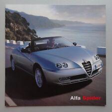 V01277 ALFA ROMEO SPIDER 916 PHASE 2