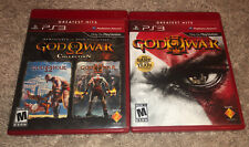 God of War 1 And 2 Collection And God Of War 3 PS3 Bundle