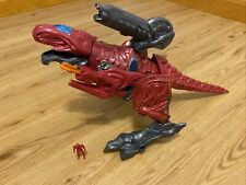 Power Rangers T-Rex Battle Zord with Red Ranger