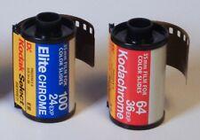 New listing Kodak Chrome 100 + 64 Color Slide 35mm Expired film. 24 + 36 Exposures. See Pic.
