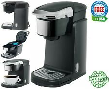 Mixpresso - Black Espresso Single Cup Machine Automatic Coffee Maker K-Cups New