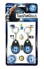 Tags For Cells-Adhesive 1K NFC Tags 10 PVC NFC Tags 2 NFC Keychains & Stickers