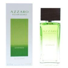 Azzaro Solarissimo Levanzo Eau de Toilette 75ml Spray Men's - NEW. EDT - For Him