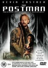 The Postman KEVIN COSTNER GENUINE REGION 4 DVD RARE OOP SCI-FI ACTION CLICK CASE