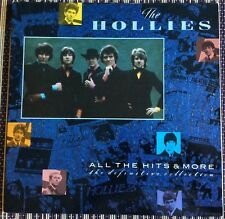 THE HOLLIES,DOUBLE ALBUM,ALL THE HITS AND MORE,THE DEFINITIVE COLLECTION.LP 33x2