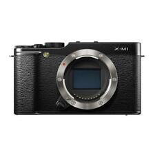 Near Mint! Fujifilm X-M1 16MP Digital Body Black - 1 year warranty
