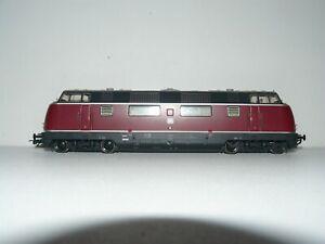 train électrique ho ROCO locomotive  Digital + Sound, Diesellok V 200 004 DB