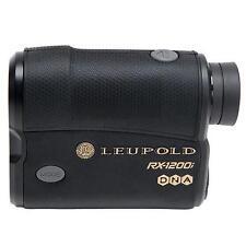 Leupold 119359 Rx-1200i W/dna Laser Rangefinder Black