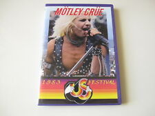 Motley Crue - Live at 1983 US Festival DVD