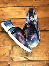 Vans Authentic Lo Pro Cosmic Galaxy Shoes Women's Sz 7 Men's Sz 5.5
