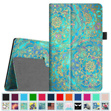 For Amazon Fire HD 8 inch Tablet 7th Gen 2017 Folio Case Cover Stand Wake/Sleep