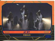 Star Wars Galactic Files Blue Parallel #263 AT-RT