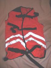 Upland Dog Vest Ripstop Large Hunting Vest Reflective Vest Orange Safety Vest Lg