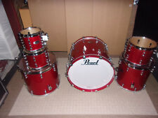 Pearl Reference Pure 6 Piece Red Metallic Drum Set (SG199)